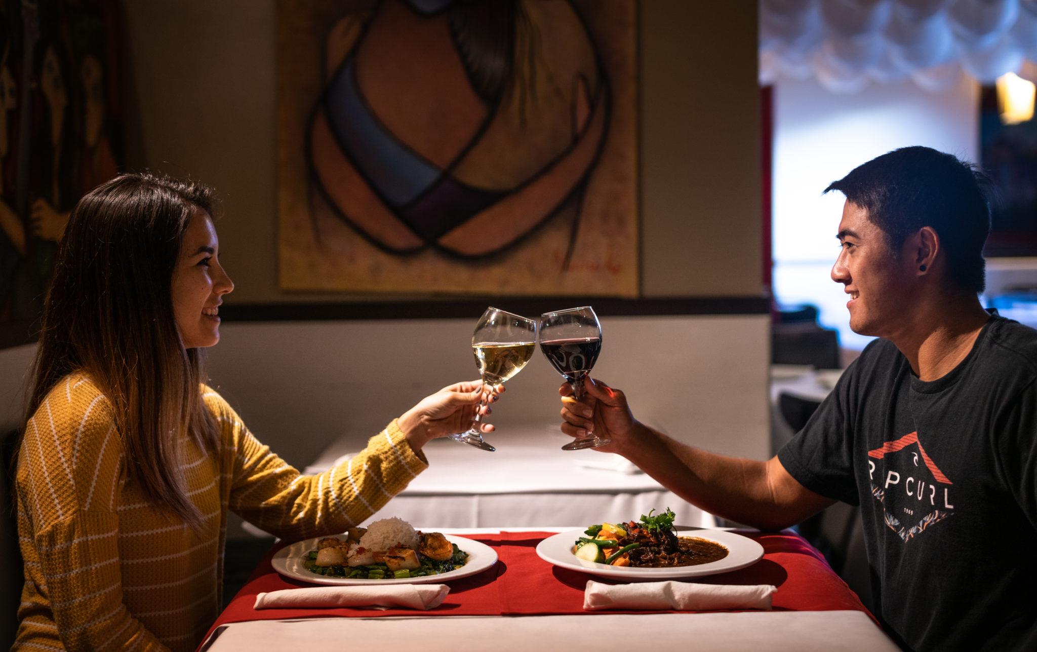 Honolulu Restaurant For Couples