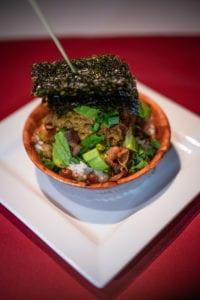 Spicy Ahi Bowl - Uncle Bo's Kapahulu