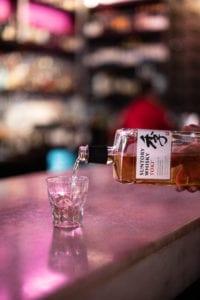 Suntory Whiskey At Uncle Bo's Waikiki