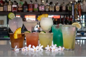 Uncle Bo's Haleiwa Tropical Drinks