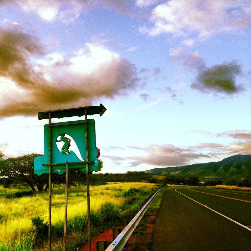 Haleiwa, Hawaii Scenic Routes
